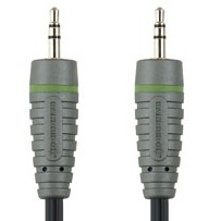 Bandridge BAL3302 3.5mm Jack 2 meter audio Kabel