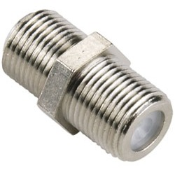 F-connector Koppelaar