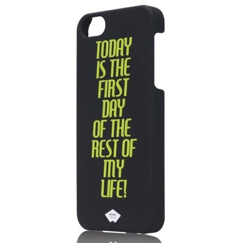 Mosaic Theory Mtia21-003 tod Phone Case Rubberized For Iphone 5s-5 Black