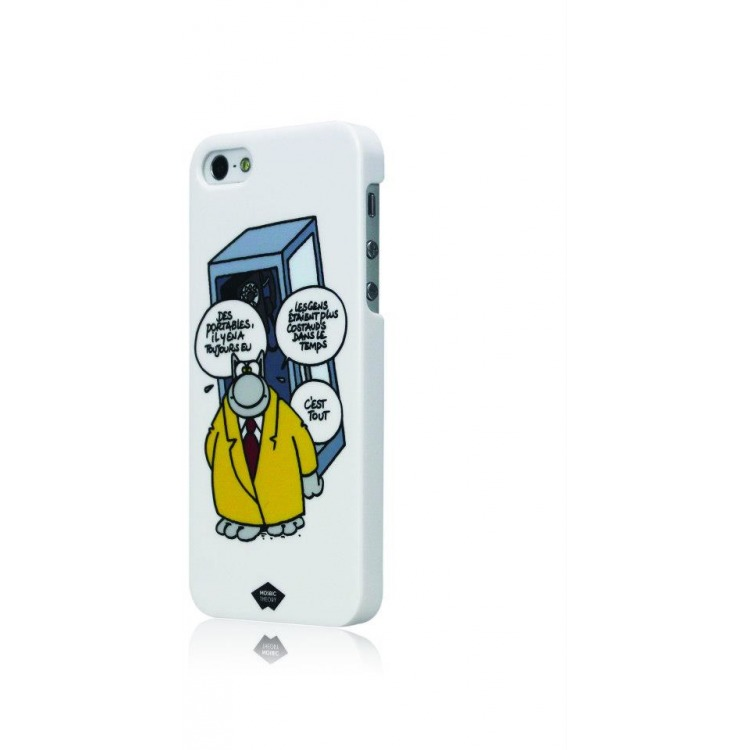 Mosaic Theory Mtld21-001 wtl Phone Case For Iphone 5s-5 White