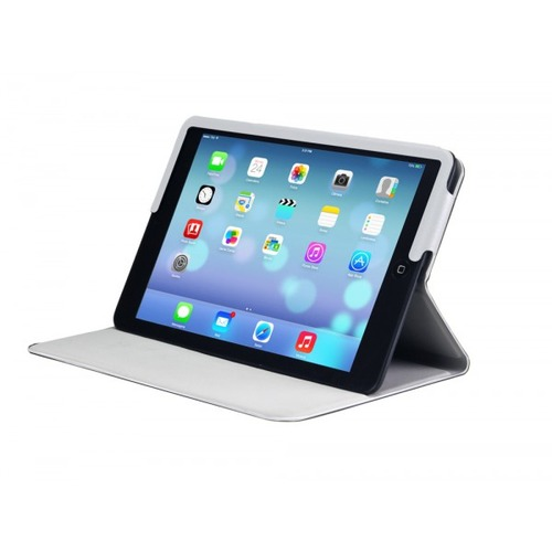 Mosaic Theory Mtia30-002 wht Tablet Case Pu Leather For Ipad Air White