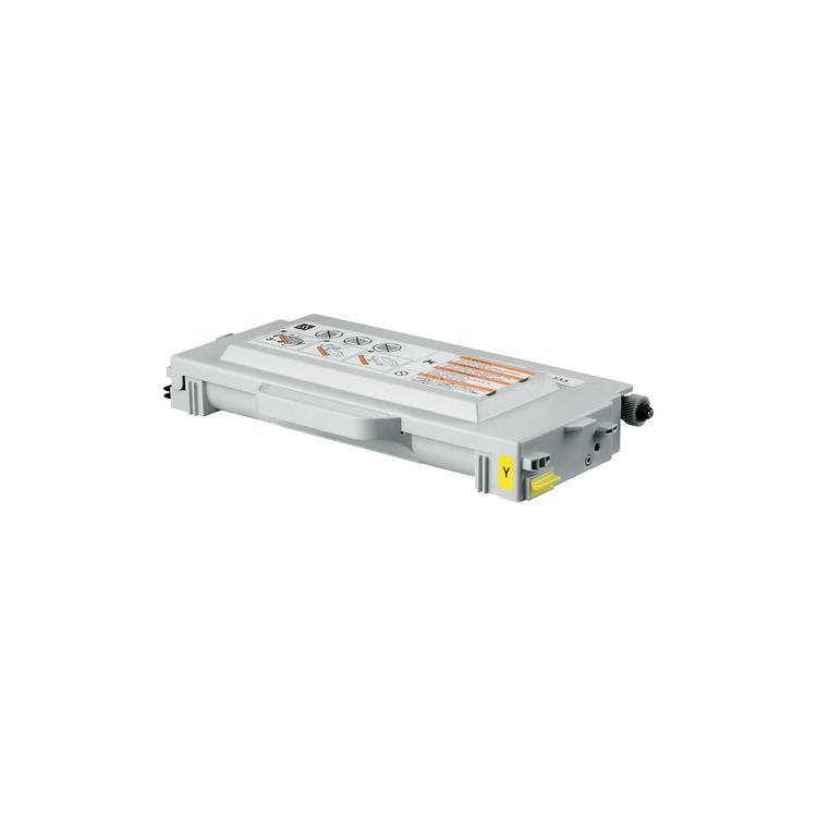 Brother TN-04Y Tonercartridge - Geel