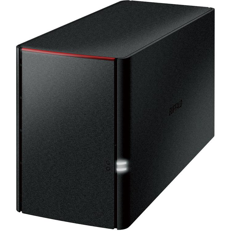 LinkStation 220 NAS 4TB 2bay