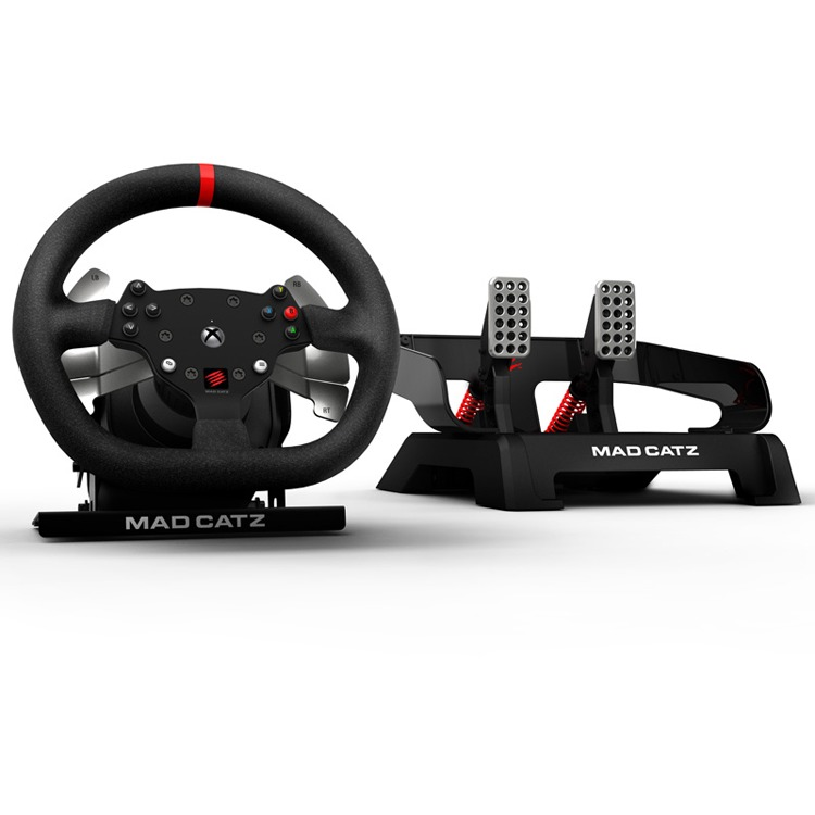 Mad Catz R.A.T. TE Rood