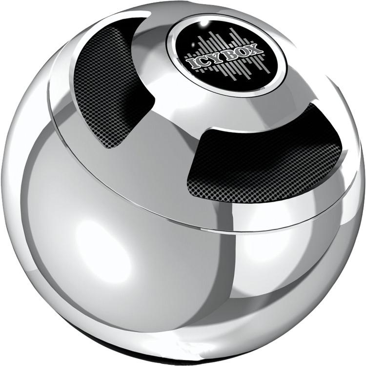 Raidsonic ICY Box IB-SP001-BT Bluetooth Lautsprecher