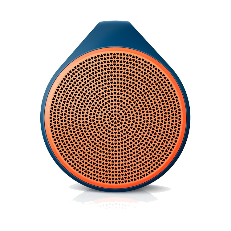 Logitech X100 oranje Wireless speaker