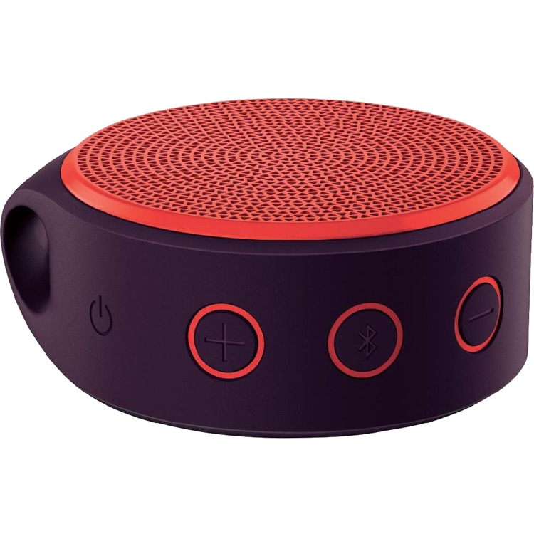 Logitech X100 rood Wireless speaker