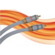 Hirschmann - Stereo Audio Kabel - 0,9 meter