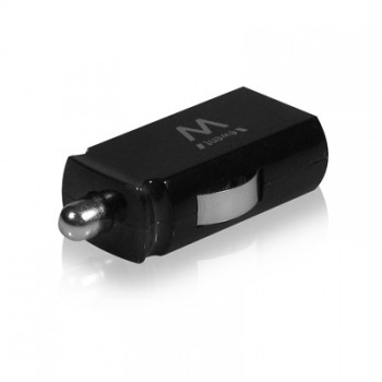 Ewent EW1204 - Power adapter - car / USB - 1 Output Connector(s)