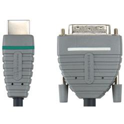Bandridge BVL1102 DVI naar HDMI Kabel