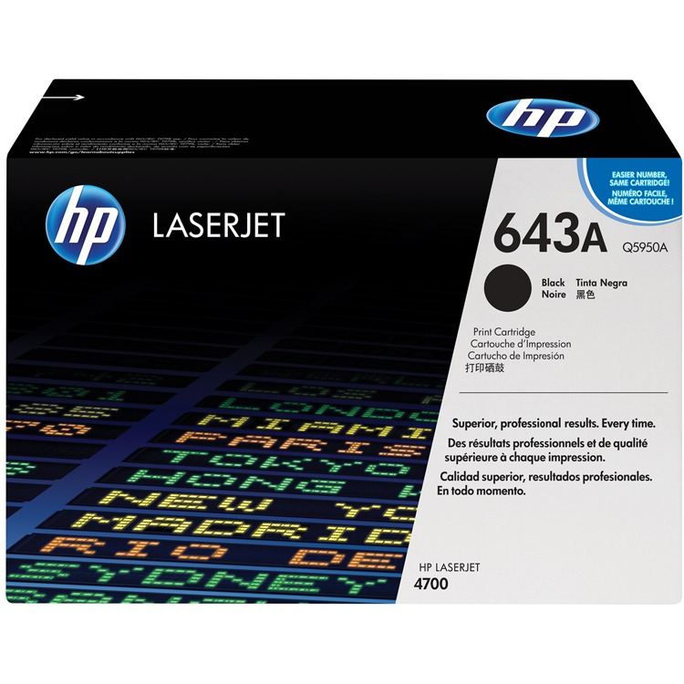 HP Tonercassette »HP Q5950A«
