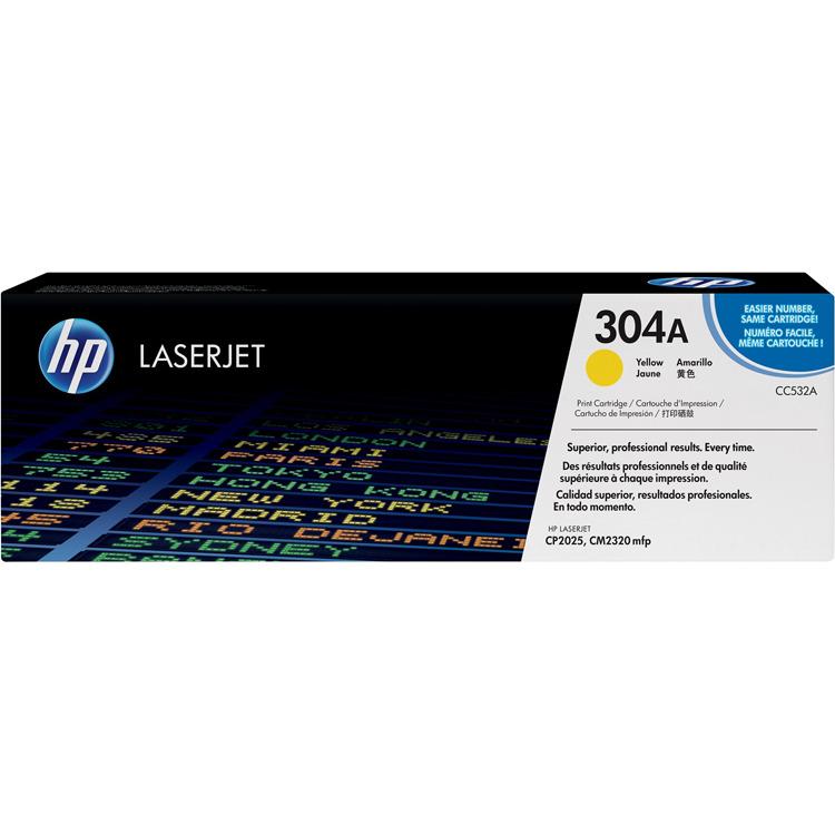 HP Toner »HP CC532A«