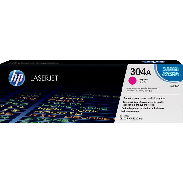 HP Toner »HP CC533A«