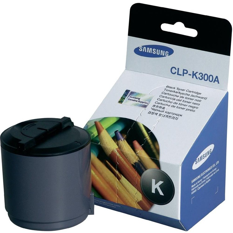 Samsung Toner »CLP-K300A/SEE«