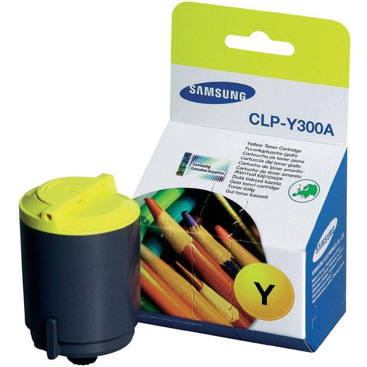 Samsung Toner »CLP-Y300A/SEE«