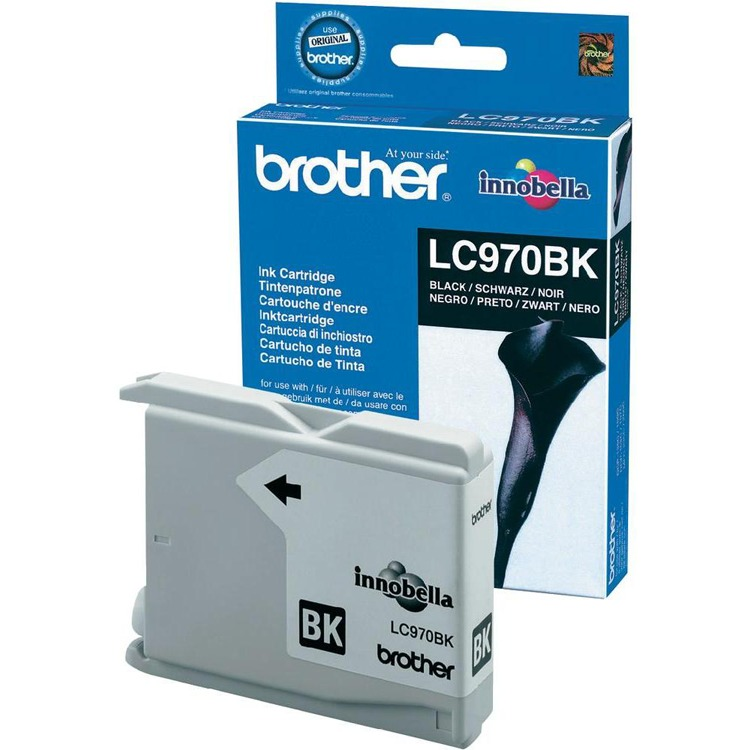 Brother Inktpatroon »LC970BK«