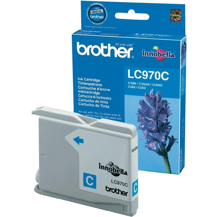 Brother Inktpatroon »LC970C«