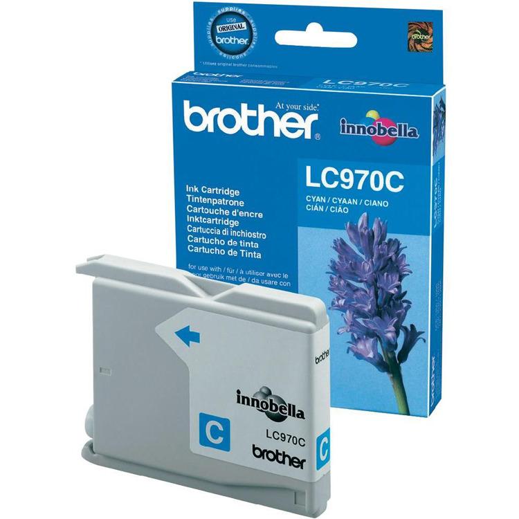 Brother Inktpatroon »LC970C«