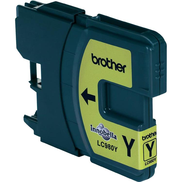 Brother Inktpatroon »LC-980Y«
