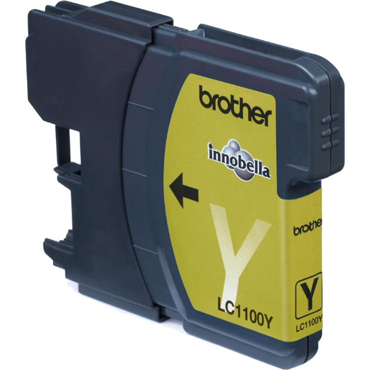 Brother Inktpatroon »LC1100Y«
