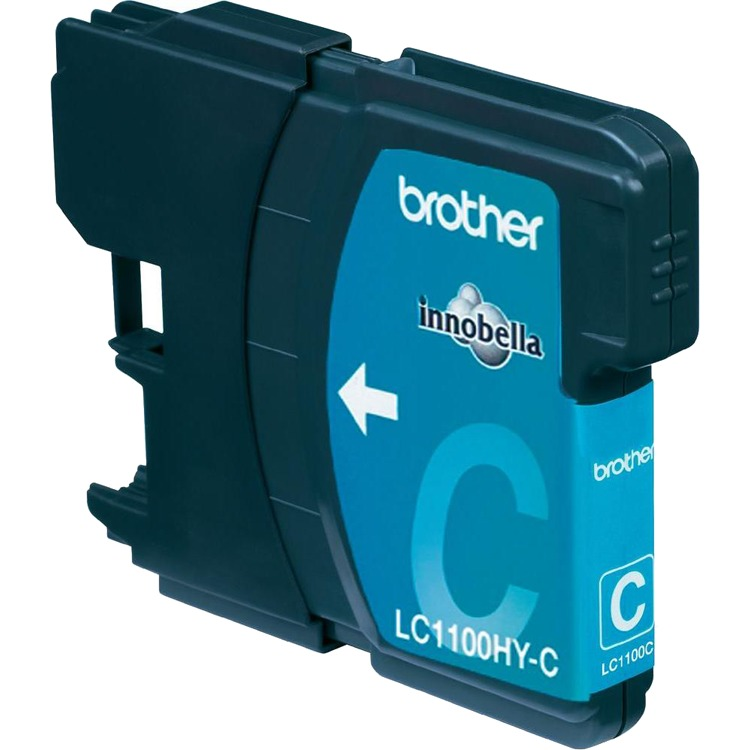 Brother Inktpatroon »LC1100HYC«