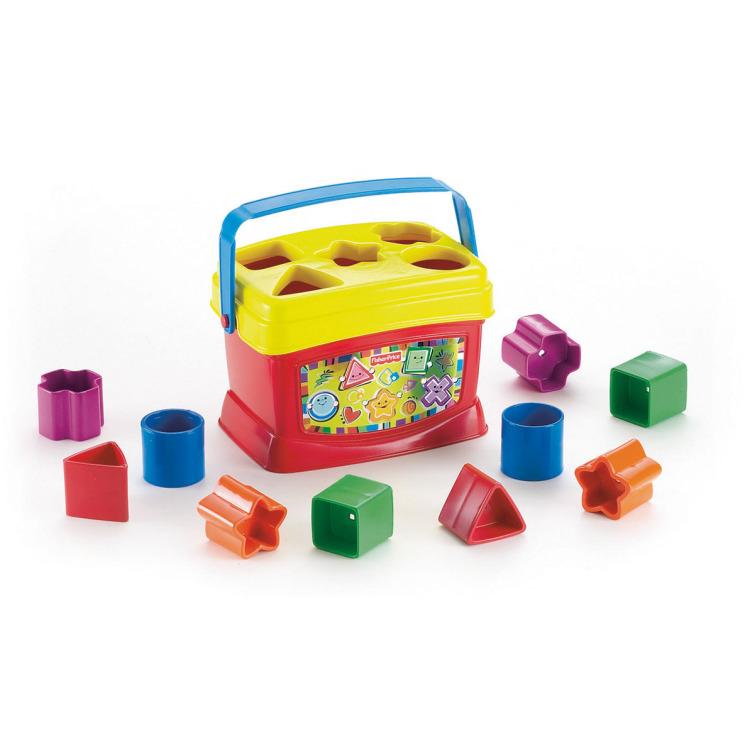Image of Baby's Eerste Blokken