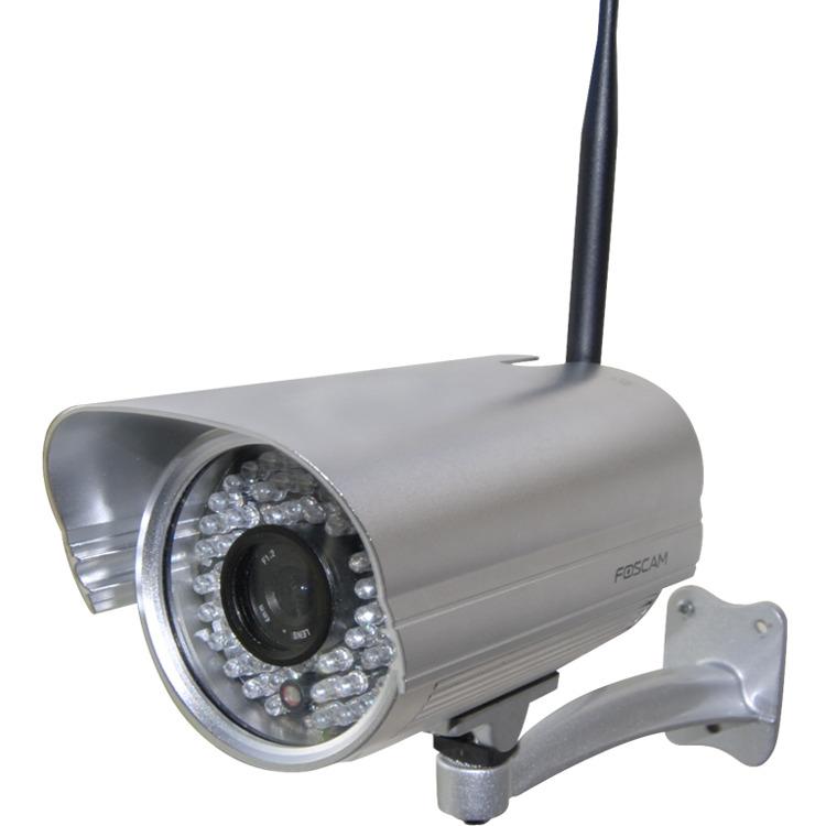 FOSCAM Weatherproof IP-Camera HD, FI9805W