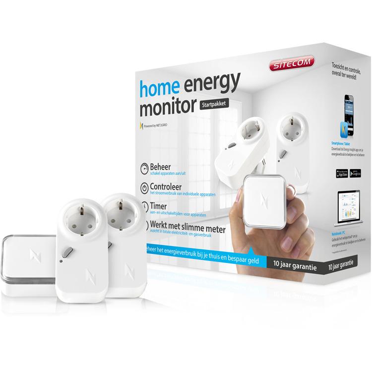 Home Energy Monitor Starter Pack WLE-1000