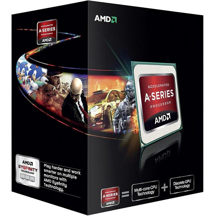 Image of A6-6420K 4000 FM2 BOX
