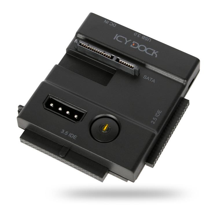 IcyDock MB981U3N-1SA Adapter          bk