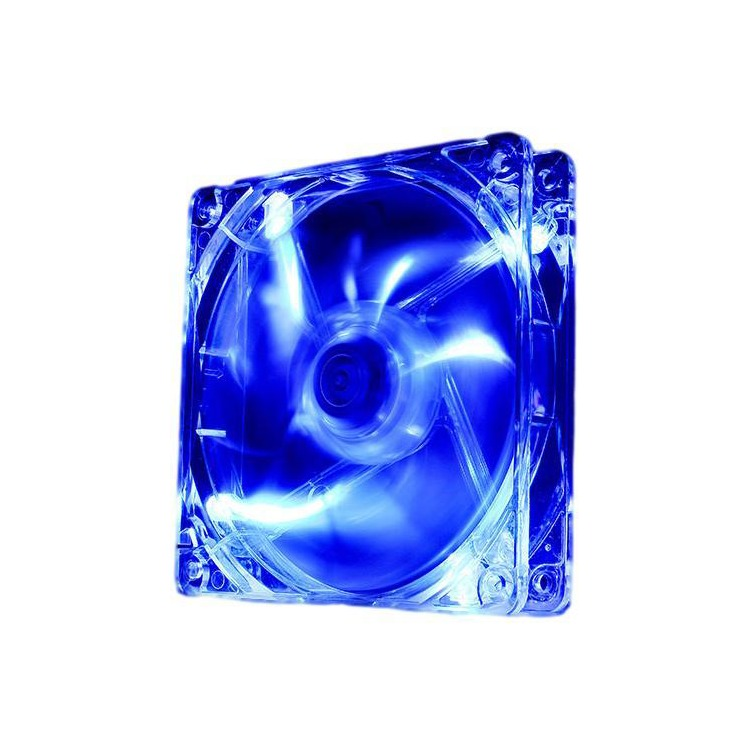 Thermaltake Pure 12 LED - Blue Gehï¿œuselï¿œfter / 120mm / 1000 RPM