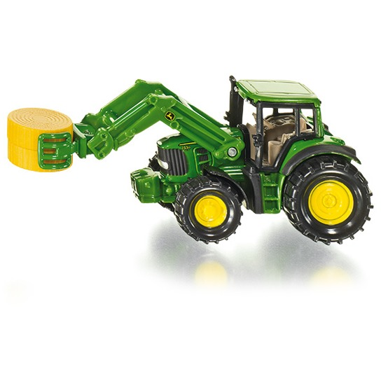 Tractor Siku John Deere Met Balentang