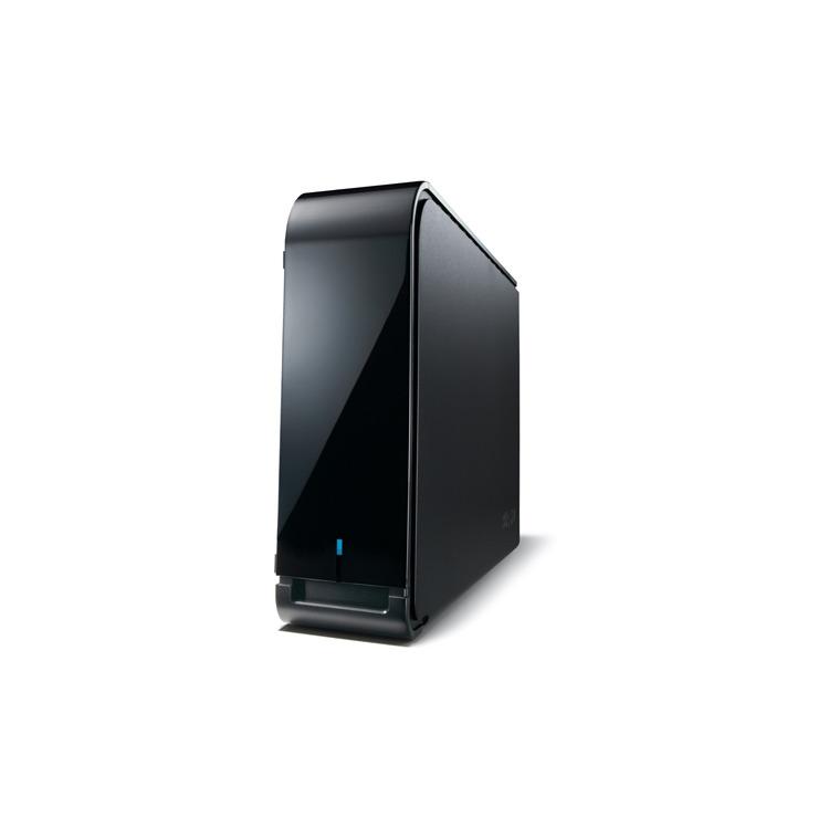 Buffalo DriveStation Velocity USB3.0 - 2TB / Zwart