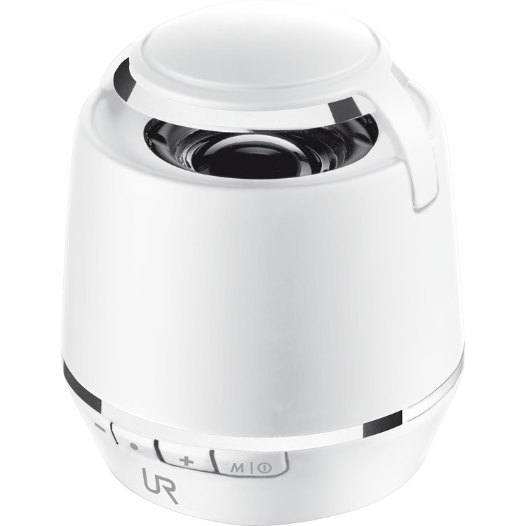 Vybe Wireless Speaker   white