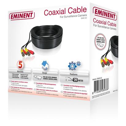 Eminent EM6140 coax-kabel