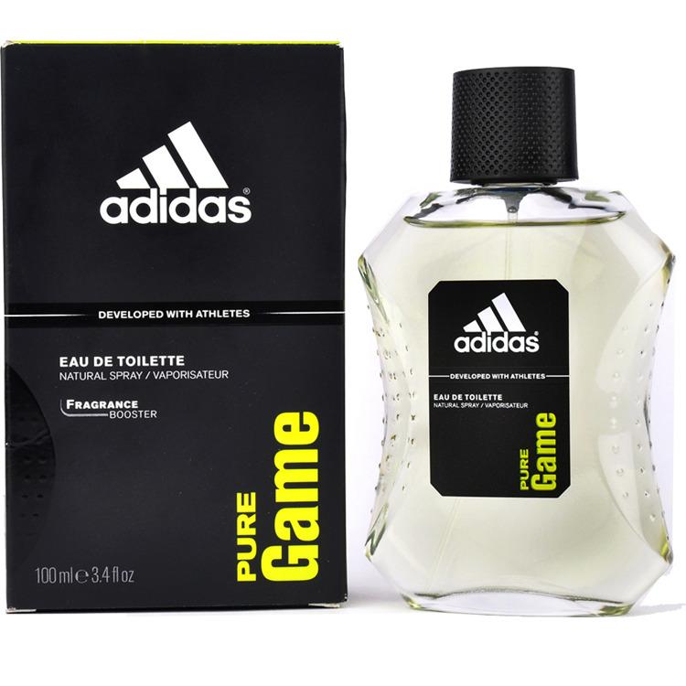 Adidas Pure Game Eau De Toilette Spray Man 50ml