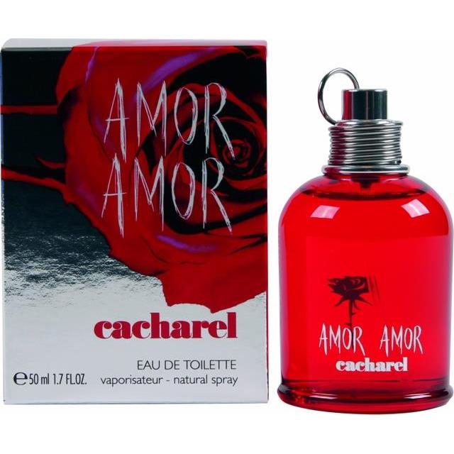 Image of Amor Amor Eau De Toilette, 50 Ml