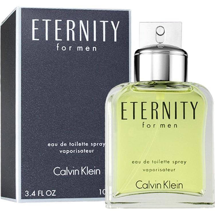 Image of Calvin Klein - Eternity Men Eau de Toilette - 100ml