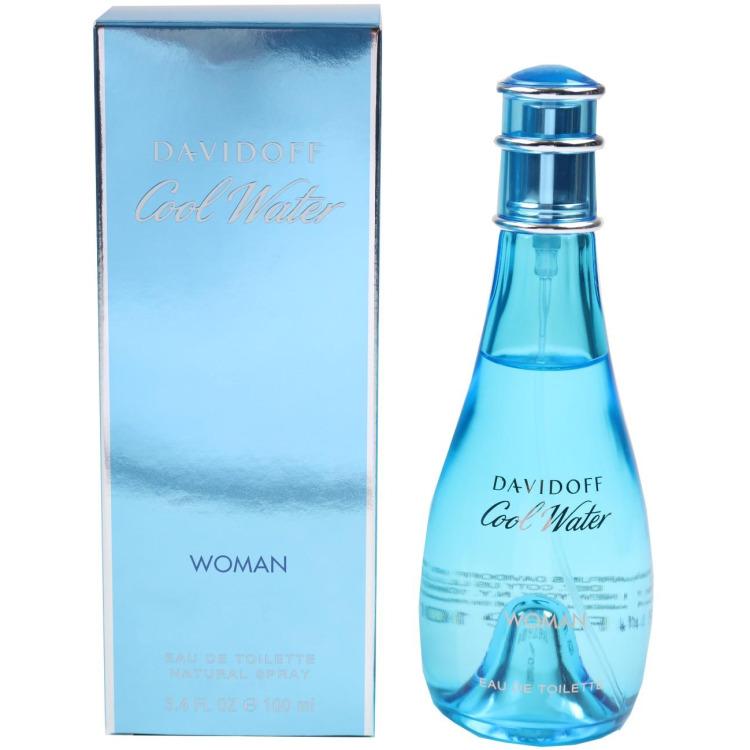 Cool water woman eau de toiilet