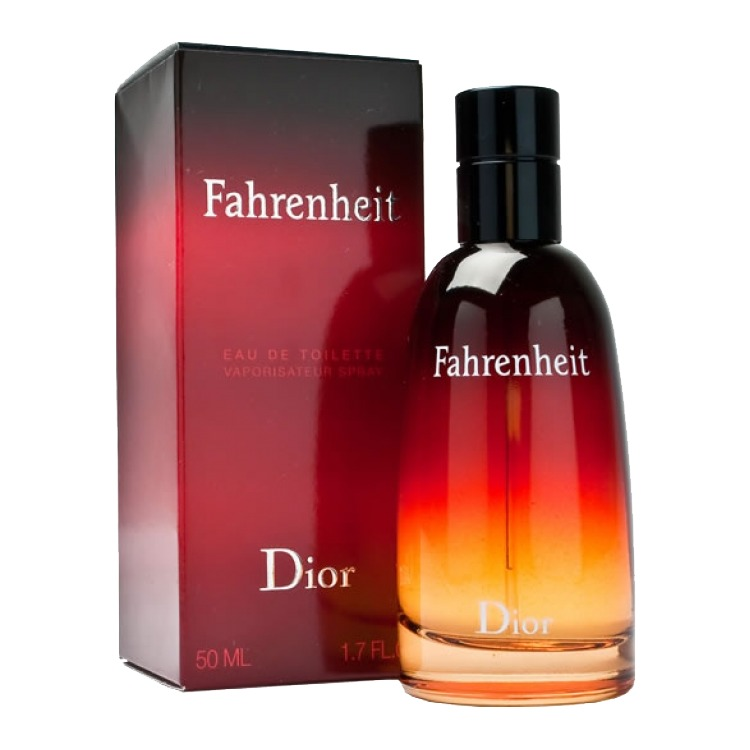 Image of Christian Dior Fahrenheit Eau de Toilette 50 ml