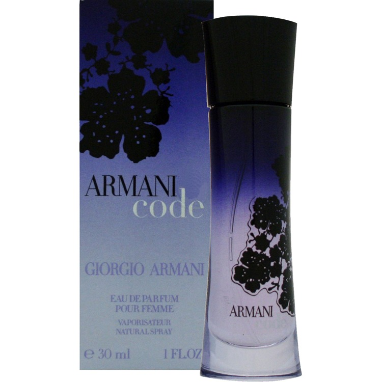 Image of Armani - Code women Eau de parfum 30ml