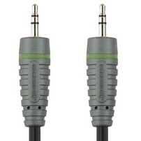 Bandridge BAL3305 3,5 jack 5 meter audio Kabel