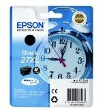 Epson Black 27XL Inkt