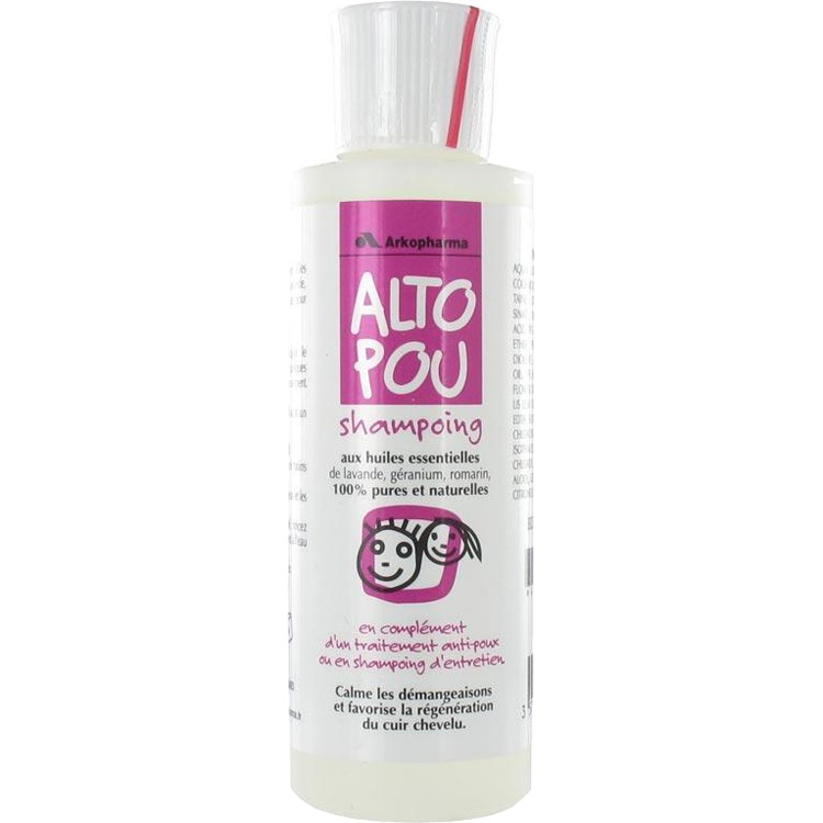 Image of Anti Luis Shampoo, 125 Ml