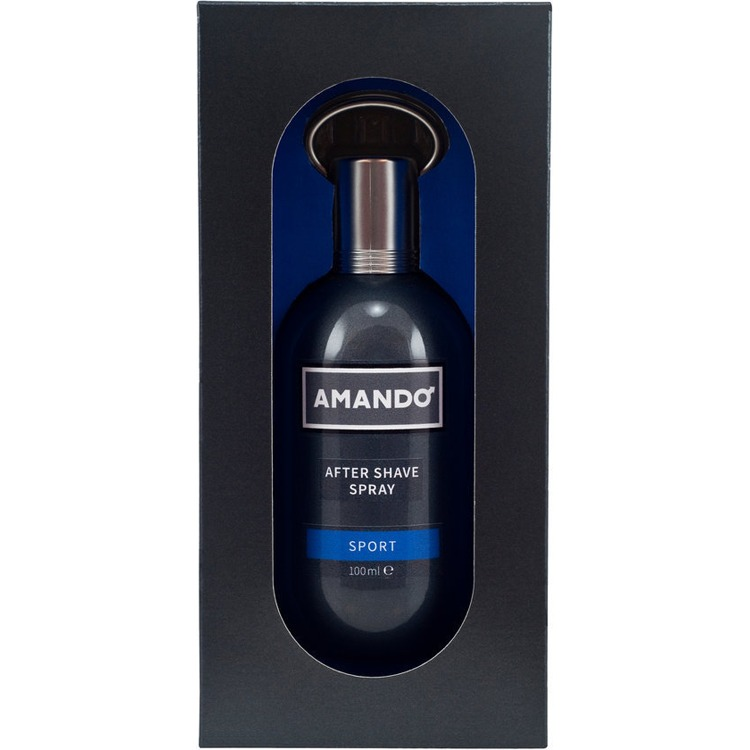 Image of Sport Aftershave Spray, 100 Ml