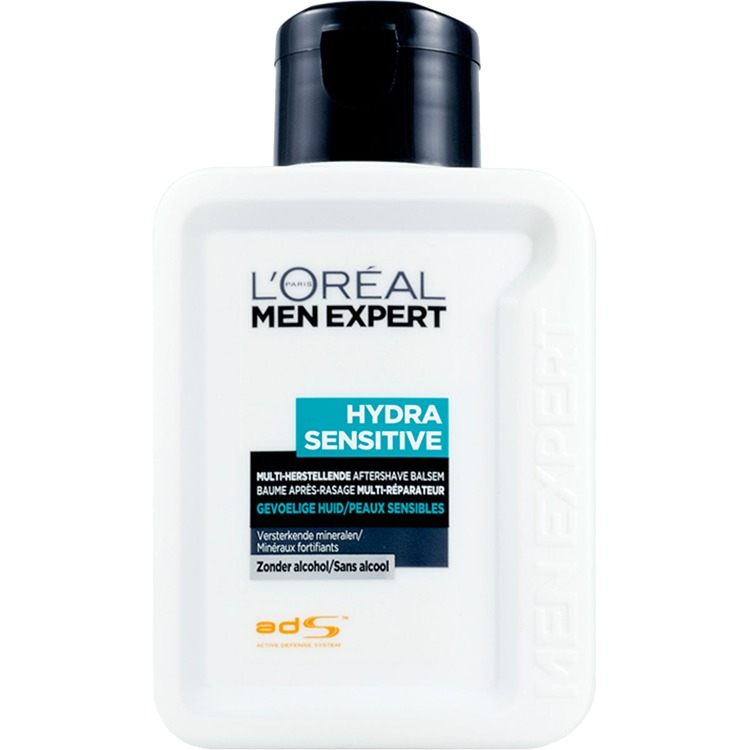 Image of Men Expert Hydra Sensitive Aftershave Balsem, 100 Ml