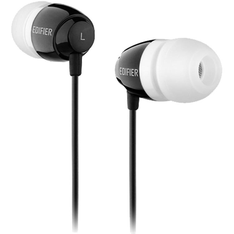 Edifier H210 - In-ear koptelefoon - Zwart
