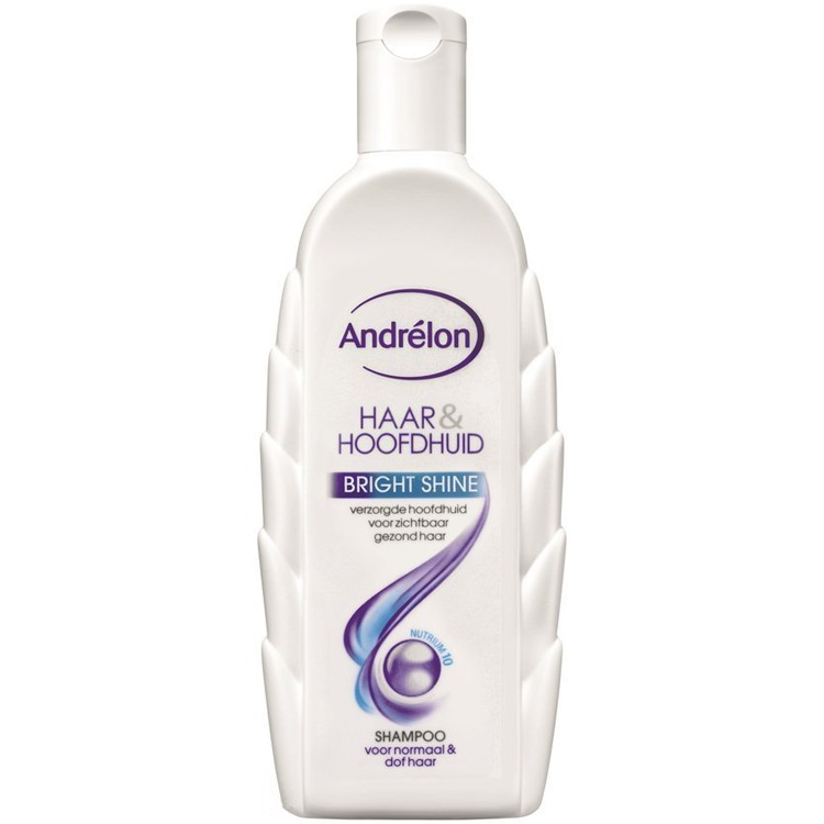 Image of Haar & Hoofdhuid Bright Shine Shampoo, 300 Ml