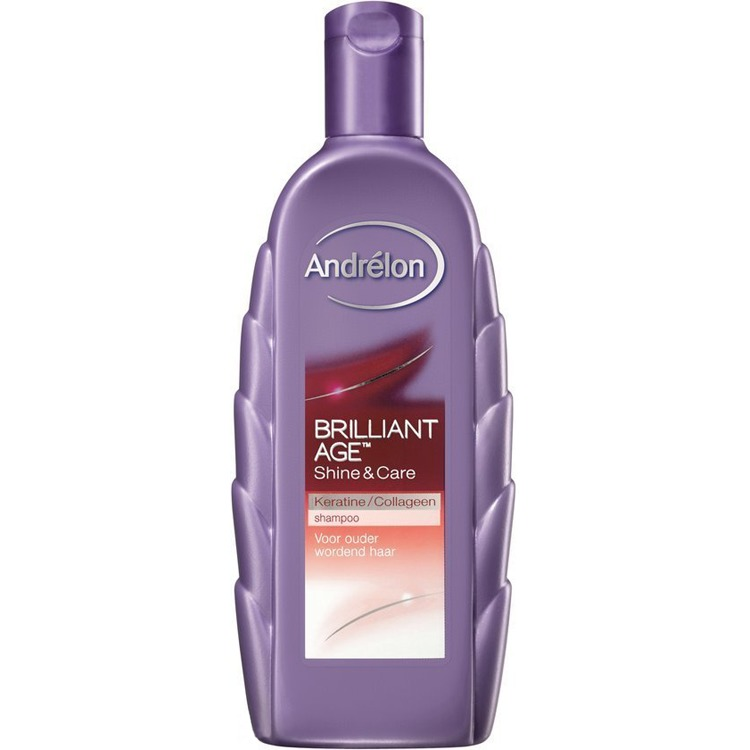 Image of Brilliant Age Shine & Care Shampoo, 300 Ml