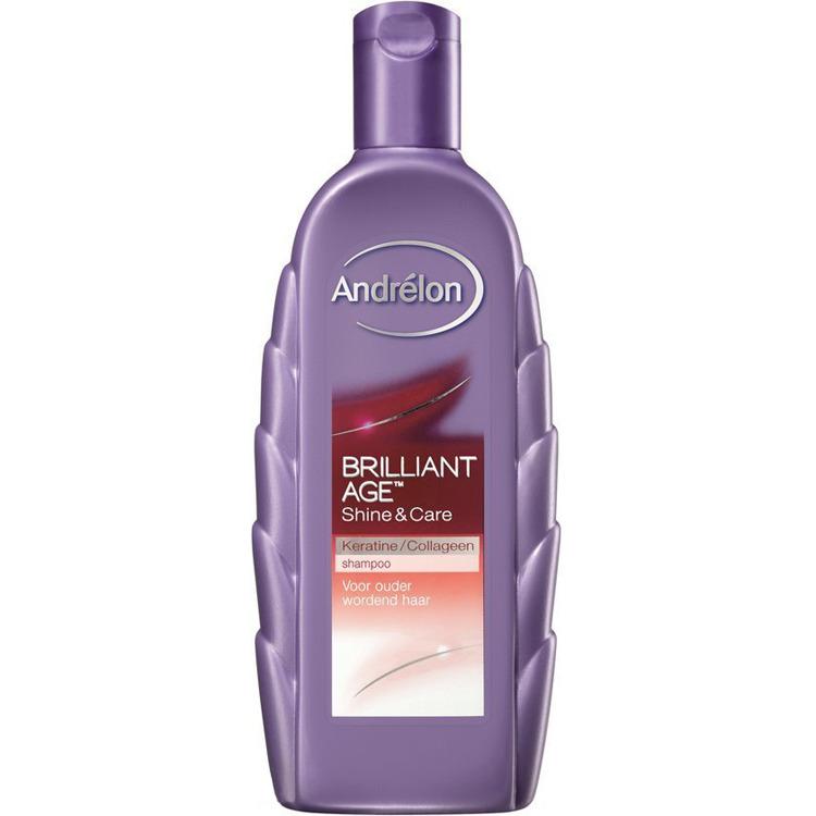Image of Brilliant Age Shine & Care Shampoo, 300 Ml